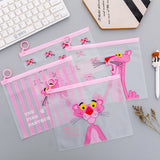 1PC Cute Transparent Travel Cosmetic Bag