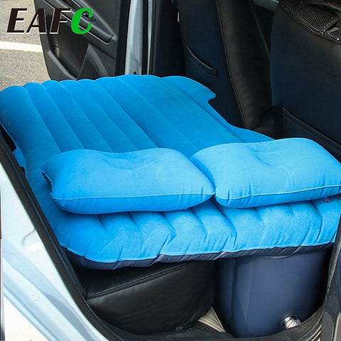Car Air Inflatable Travel Mattress Bed Universal for Back Seat