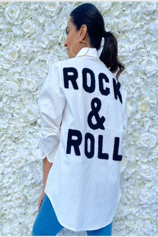 White Rock & Roll Shirt