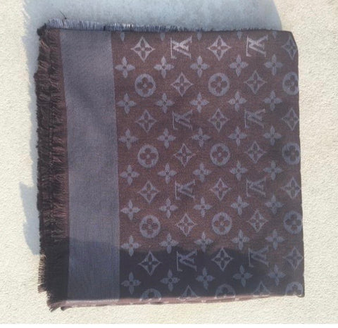 LV Inspired Scarf