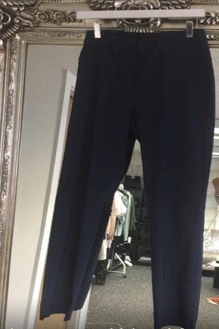 Stehmann Long Blue Trousers