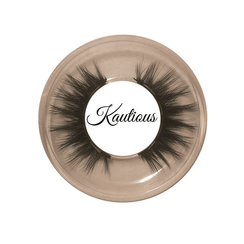Kautious - Kapri Lashes with Magnetic Eyeliner