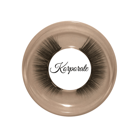 Korporate - Kapri Lashes with Magnetic Eyeliner