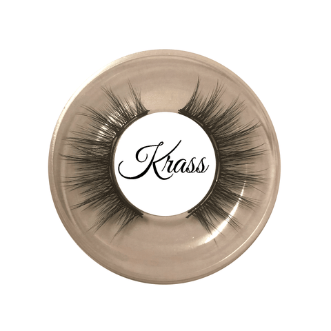 Krass - Kapri Lashes with Magnetic Eyeliner
