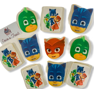 PJ Masks Sugar cookies