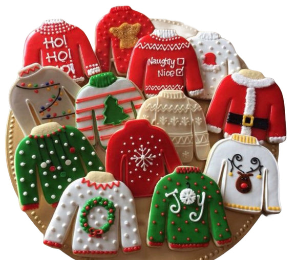 Sweater Cookies