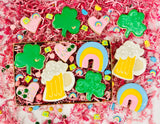 Saint Patrick's Day Sugar Cookies