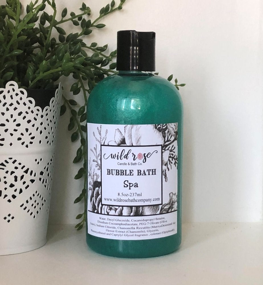 Bubble Bath Mermaid Mist