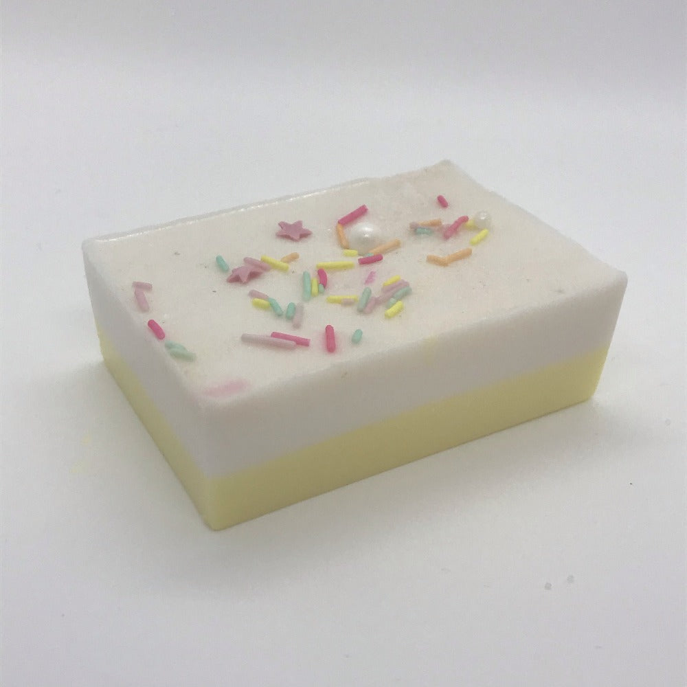 Soap Lemon Pound Cake
