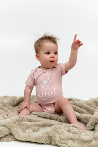 Be Kind - Baby Onesie