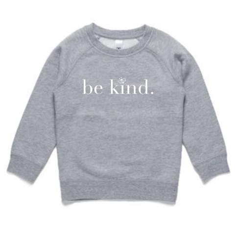 Be Kind - Kid's Sweater