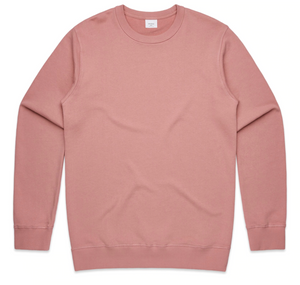 Sweater (Rose Pink) - Any Design