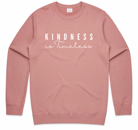 Sweater Of The Month (MARCH) - Kindness Is Timeless
