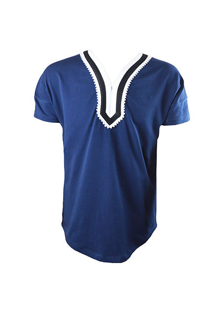 Avek Amsterdam Traditional Blue T-shirt