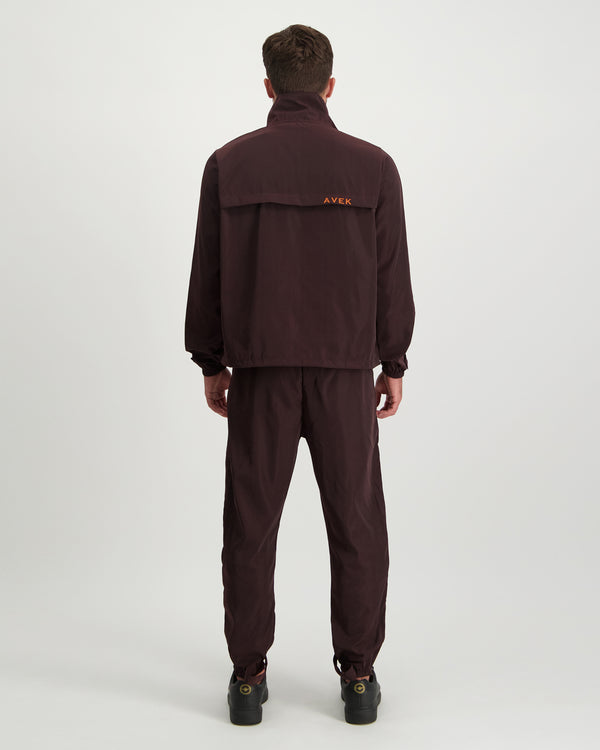 Tracksuit Poly - Bordeaux