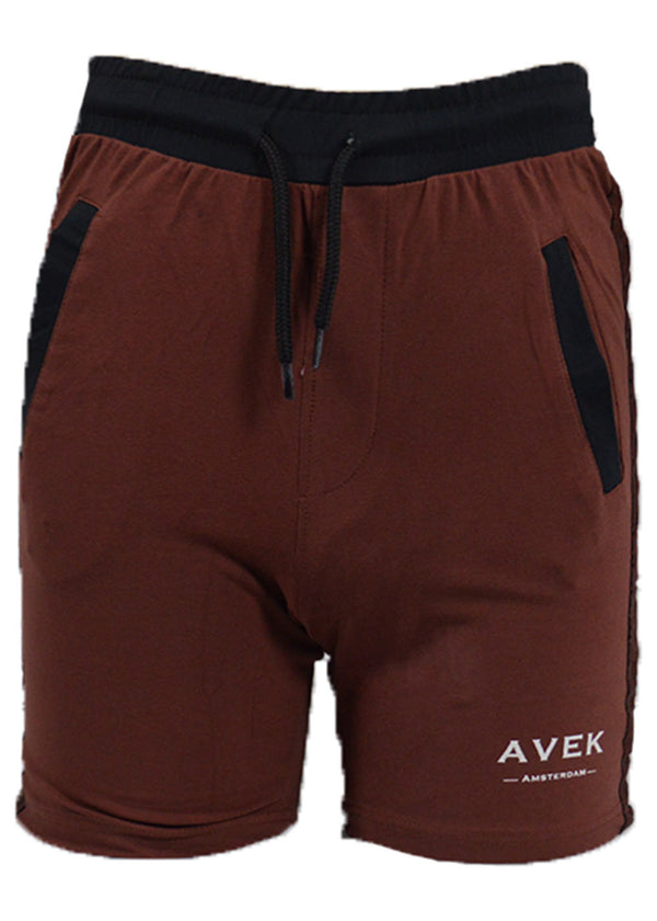 Avek Taped Brown Short
