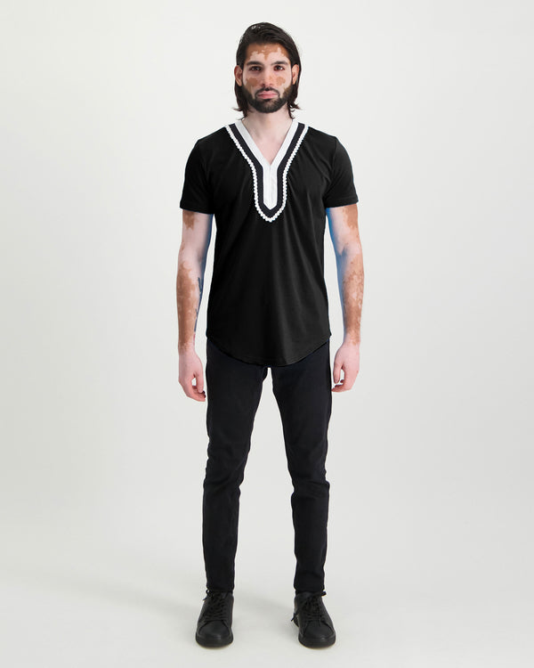 Traditional Tee - Black