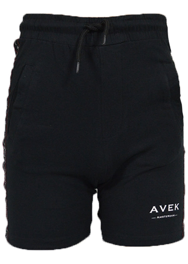 Avek Taped Black Short