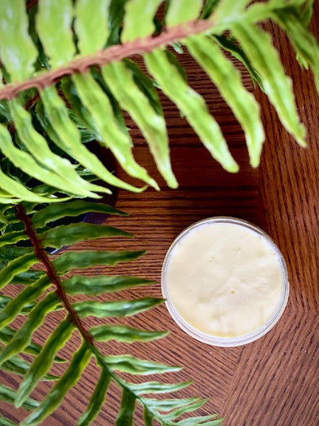 Citrus Whipped Body Butter