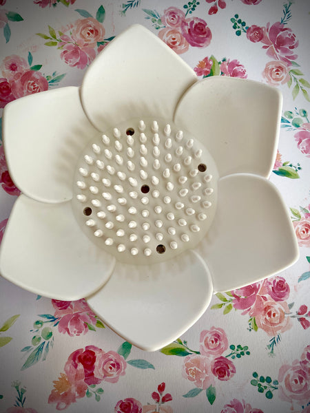 Flower Soap Dish