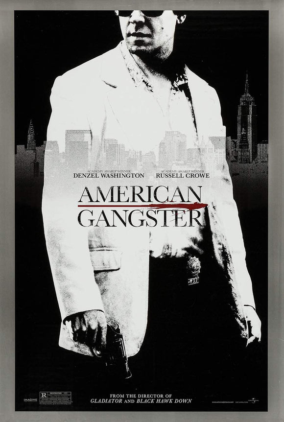 AMERICAN GANGSTER  (STYLE B)