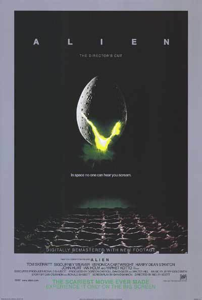 ALIEN THE DIRECTORS CUT      (SLIGHT EDGE WEAR)