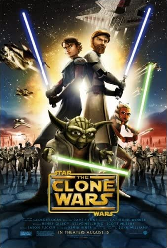 STAR WARS :THE CLONE WARS