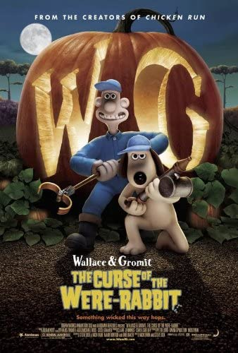 CURSE OF THE WERE RABBIT WALLACE AND GROMIT