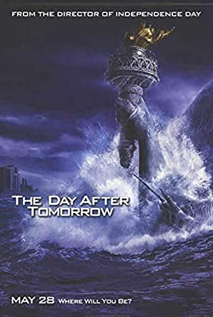 THE DAY AFTER TOMORROW    (STYLE B)