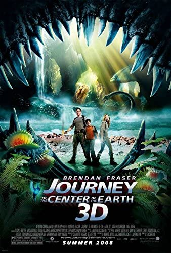 JOURNEY TO THE CENTER OF THE EARTH    3D
