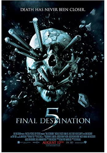 FINAL DESTINATION 5       CREASED
