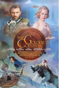 THE GOLDEN COMPASS        (STYLE  B)