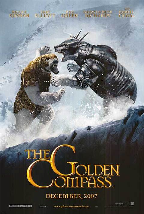 THE GOLDEN COMPASS        (STYLE  D)