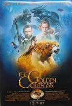THE GOLDEN COMPASS        (STYLE  C)  SLIGHT EDGE DAMAGE