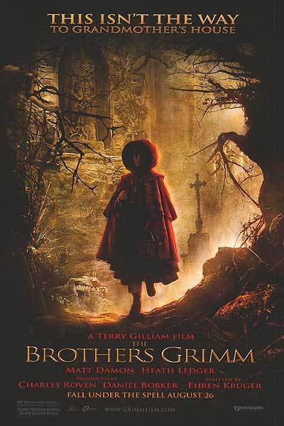 BROTHERS GRIMM  (STYLE F)