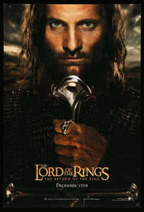 LORD OF THE RINGS  RETURN OF THE KING    (STYLE D)    SLIGHT EDGE WEAR