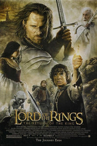 LORD OF THE RINGS  RETURN OF THE KING     (STYLE F)