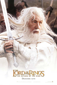THE LORD OF THE RINGS   (RETURN OF THE KING)