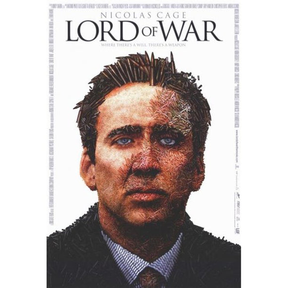 LORD OF WAR  ( STYLE B)