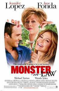 MONSTER IN LAW     (STYLE  B)