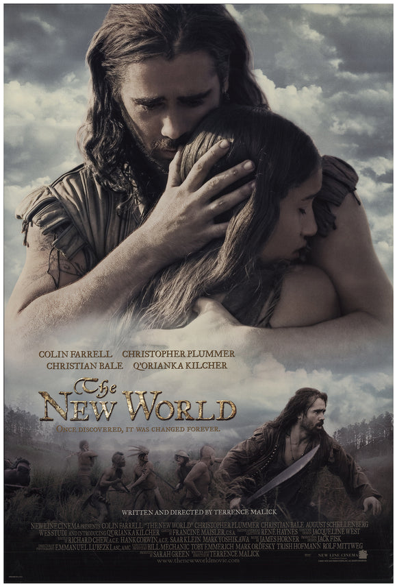 THE NEW WORLD      (STYLE  B)