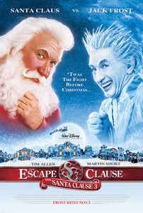 SANTA CLAUSE 3    (ESCAPE CLAUSE)