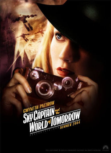 SKY CAPTAIN AND THE WORLD OF TOMORROW  (GWYNETH PALTROW)