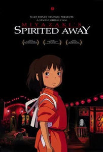 SPIRITED AWAY   (SLIGHT CENTER CREASE)