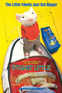 STUART LITTLE        EDGE CREASES