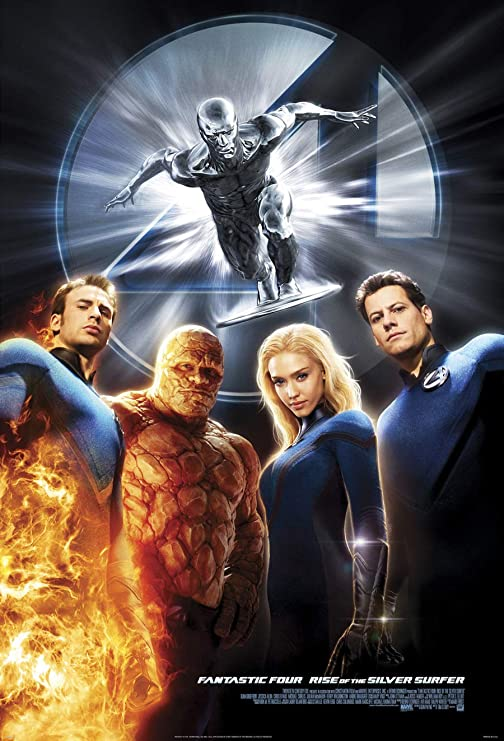 FANTASTIC 4 (RISE OF THE SILVER SURFER)