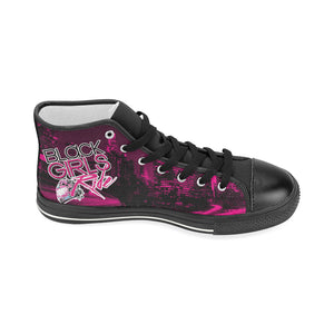 BGR Bike Nite Hi Top Sneakers