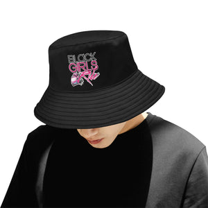Black Girls Ride Bucket Hat