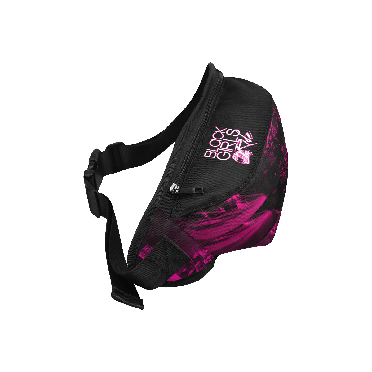 BGR Bike Nite Waist Bag