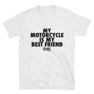 BB Best Friend Tee (white/black)